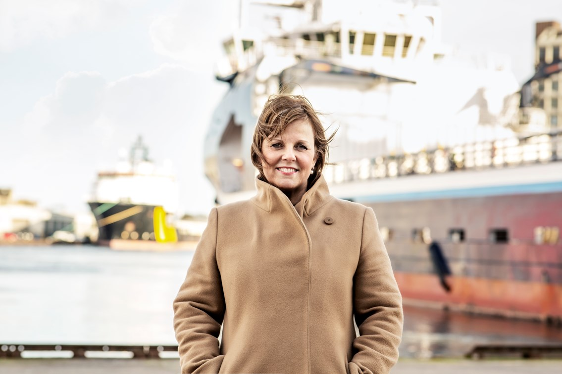 Network Rail: Michelle Handforth appointed managing director of Wales & Western: MICHELLE HANDFORTH 7G3A2031 (002)