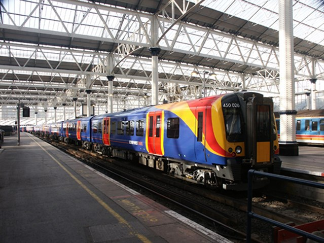£7m investment project kicks off in Wimbledon - please check before you travel!: South West Trains