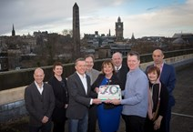 Cabinet Secretary Fiona Hyslop and Festival Directors celebrate enhanced funding for 70th Anniversary of Edinburgh's Festivals