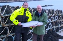 Hebrides farmed salmon jobs