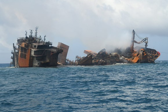 Statement on X-Press Pearl incident by Kitack Lim, Secretary-General, IMO: SLPA express pearl image 4