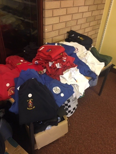 Zero Waste Leeds second-hand uniforms: Families across Leeds have the opportunity to access second hand uniforms through the Zero Waste Leeds Uniform Reuse campaign