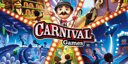 Carnival Games Art