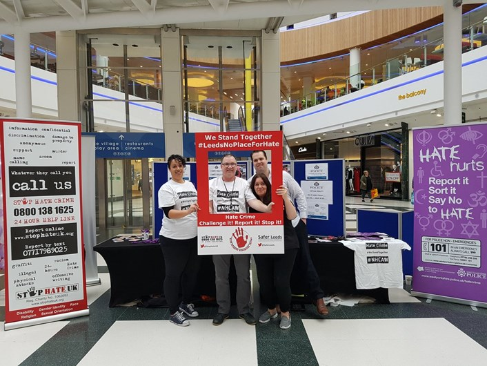 Leeds fights back against hate crime in a series of events: npfh1.jpg