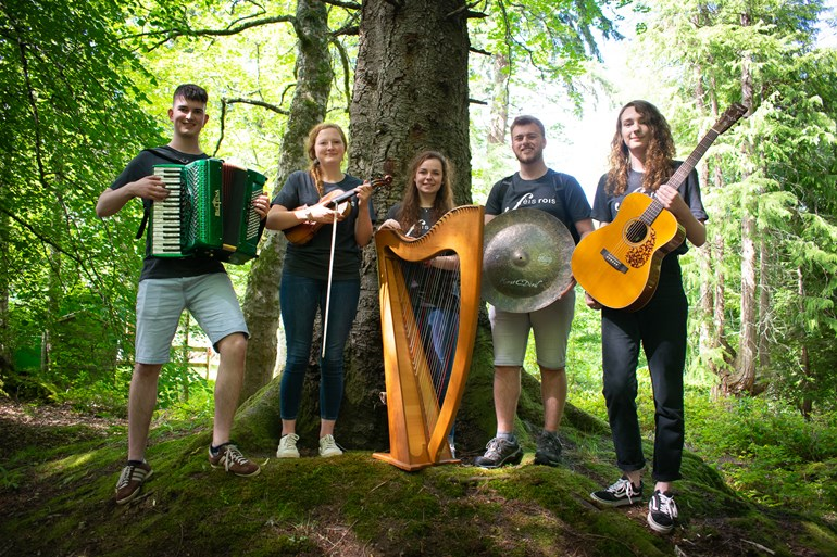 Ceilidhs to come to Scotland's most beautiful natural places