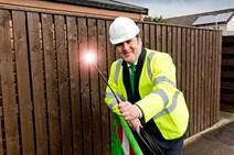 CityFibre Stirling Minister Visit 034
