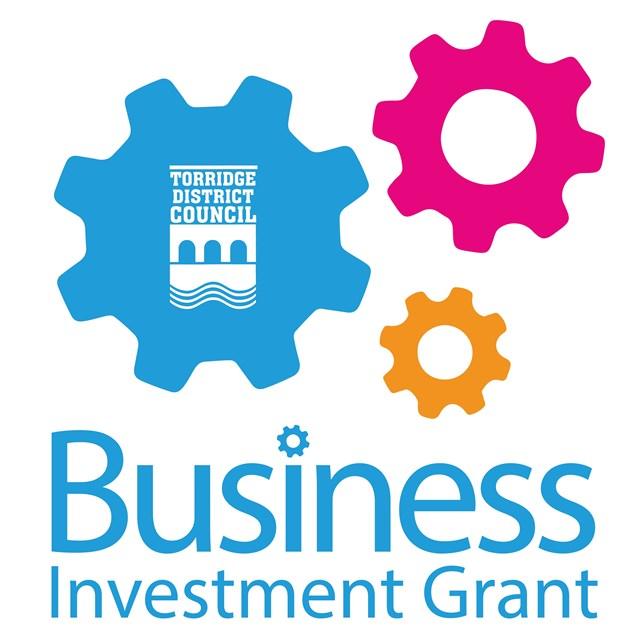 Business Investment Grant Logo