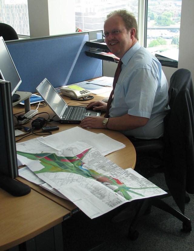 Andrew Skidmore: Andrew Skidmore, Principal Commercial Scheme Sponsor, Crewe