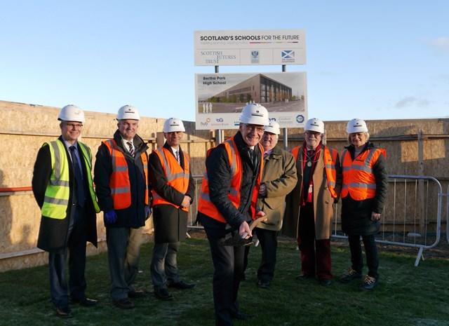 Schools for the Future milestone: St Bertha 1