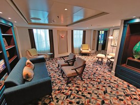 Saga Cruises - Spirit of Discovery - The Library