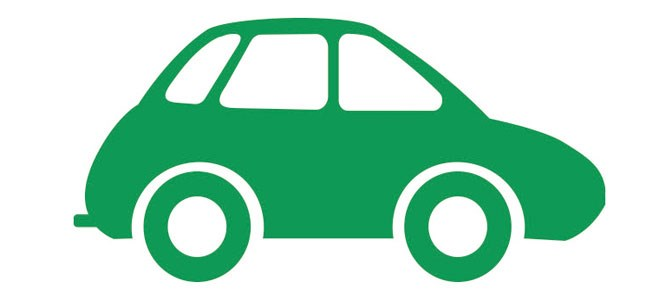 Council to introduce free parking for low emission vehicles: green-car-low-emmission-veh.jpg