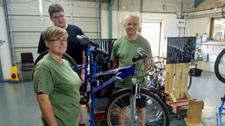 Community Activities Grants available: Windrush-Bike-Project