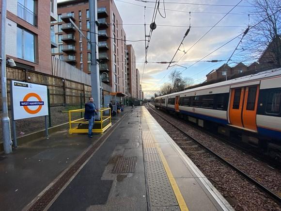 TfL Image - West Hampstead 2