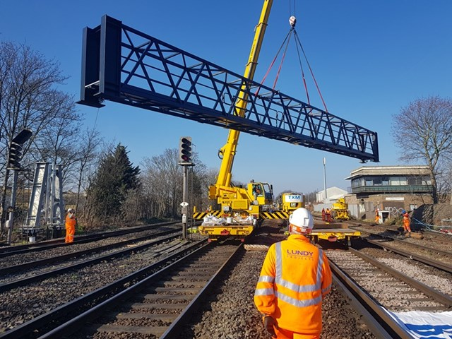 Grove Park residents invited to find out more about upcoming railway upgrade project: 20190223 132125