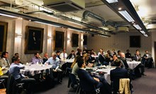 Over 50 people attended a briefing at the Institute of Materials, Minerals and Mining: Briefing event on 1 November for competition with Innovate UK