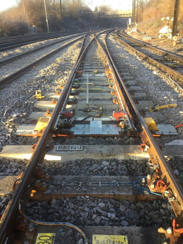 Network Rail continues programme of improvements to Midland Main Line: Network Rail continues programme of improvements to Midland Main Line