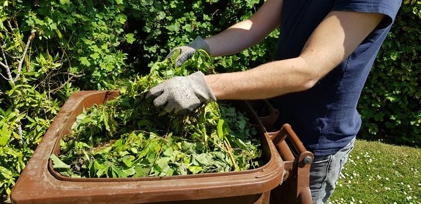 Important information - update regarding resumption of brown bin collections in Leeds: Brown bins
