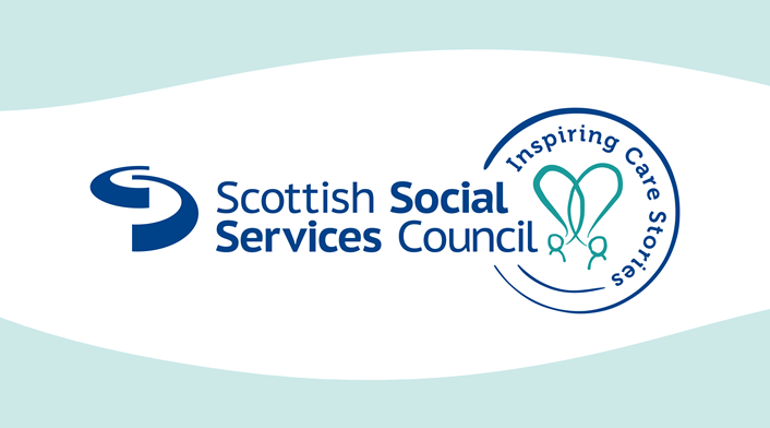 Telling Inspiring Care Stories from across Scotland: SSSC Inspiring Care Stories (image)