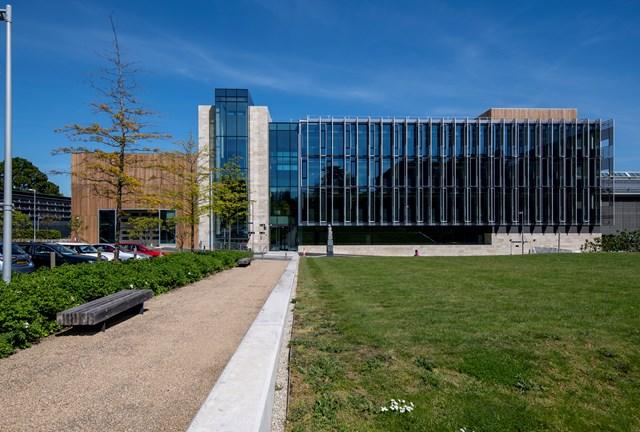 University of Southampton national infrastructure lab