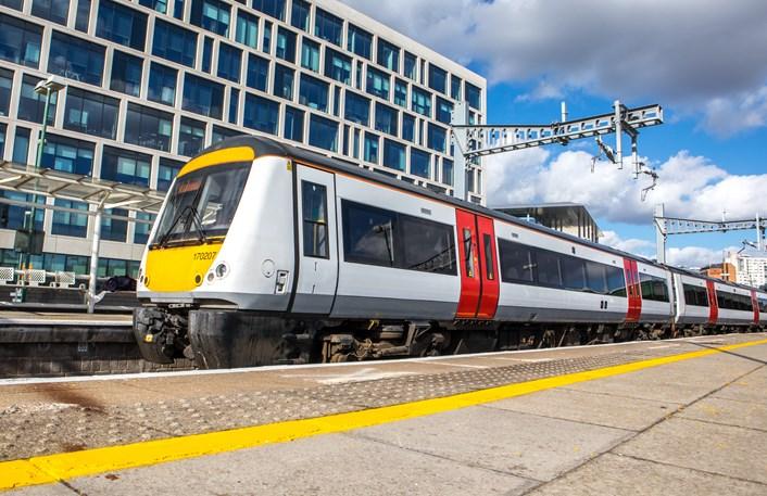Class 170 in Cardiff
