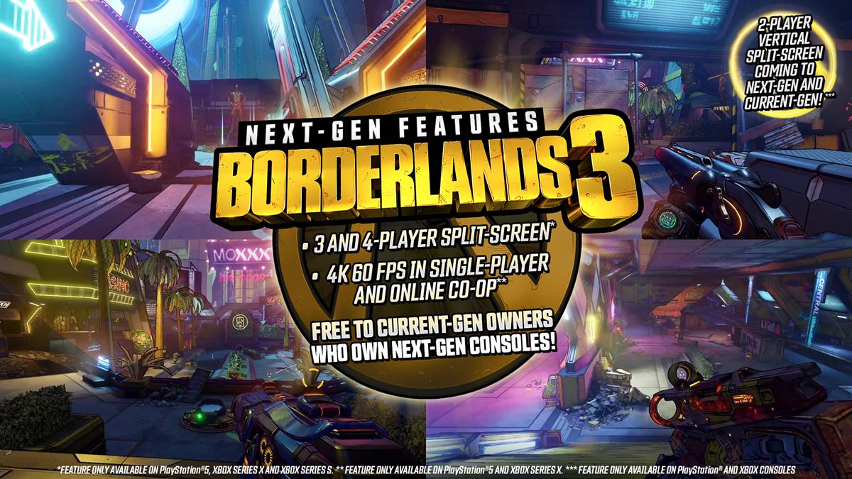 BL3 Next-Gen Features