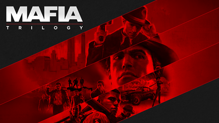 An Offer You Can't Refuse: 2K Announces Mafia: Trilogy: MAFIA TRILOGY KEY ART WIDE