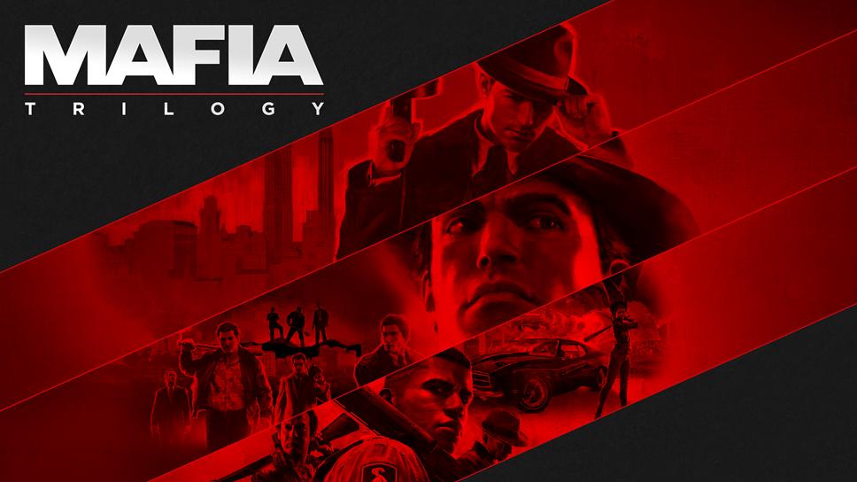 An Offer You Can't Refuse: 2K Announces Mafia: Trilogy: MAFIA TRILOGY KEY ART WIDE