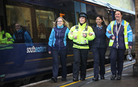 Britain's first 'all female operated' train service runs today: IWD