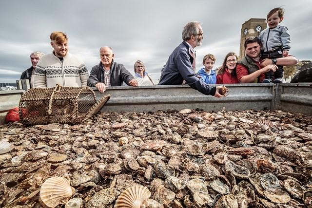 Stranraer Oyster Festival: Please credit: Stranraer Oyster Festival
