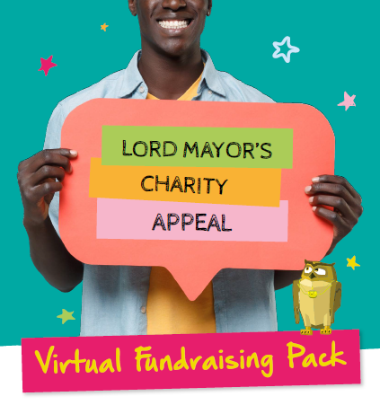 LMCA Virtual Fundraising Pack graphic