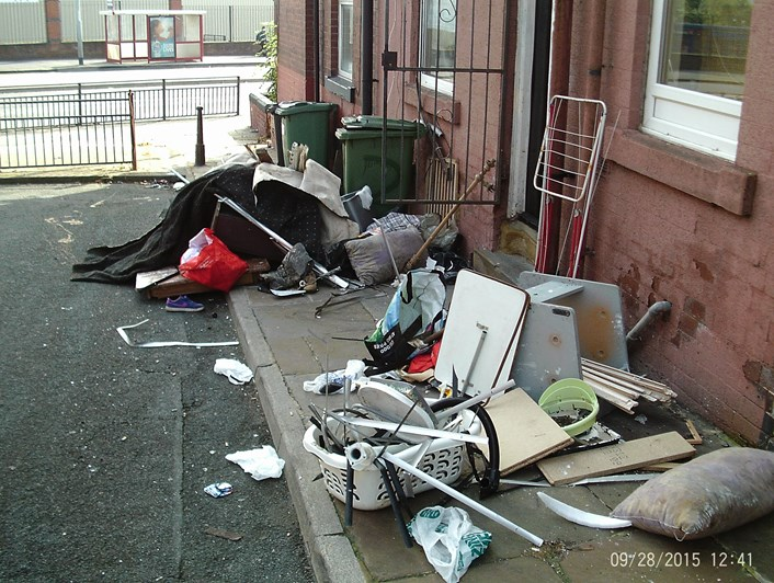 Crackdown on flytipping in south Leeds continues with offenders fined: ids1.jpg