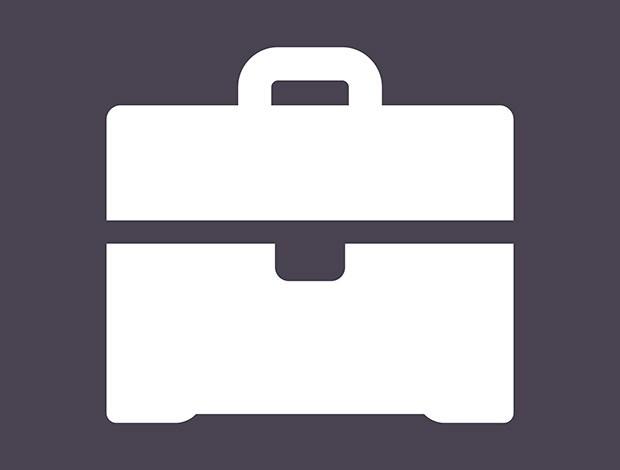 Briefcase - icon