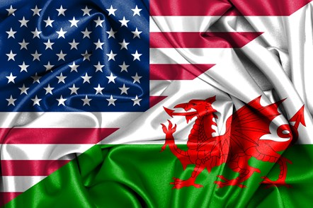 Wales and USA