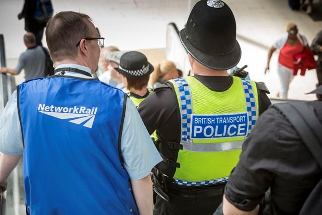 Crackdown on dangerous railway trespass in Christchurch: btpnwr