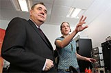 2014 RSA jobs exceed 2013 total: First Minister visits Heriot-Watt University