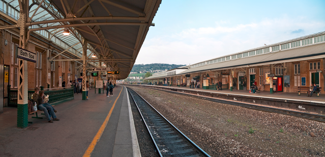 Passengers advised to check before they travel ahead of Bath Spa upgrade: BathSpaStation