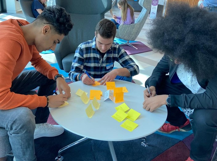 Council-backed learning programme gets top marks for innovation from young people: BUILD Your Future