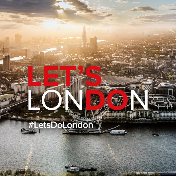 London invites UK visitors to rediscover their capital city with launch of biggest-ever domestic tourism campaign: 21006157 L&P London Recovery 2021 SOCIAL FB INSTA 1080X1080 @2X hashtag