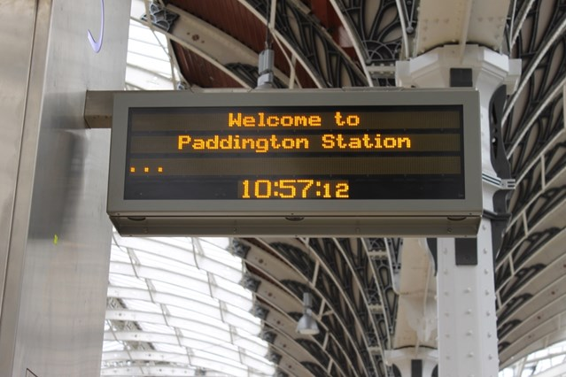 Paddington Station 24/7 – Dedicated staff work hard to overcome delays and disruption caused by attempted cable theft: Welcome to Paddington