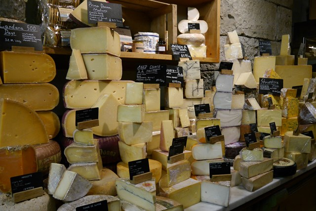 2. IJ Mellis Cheesemonger, Victoria Street, Edinburgh