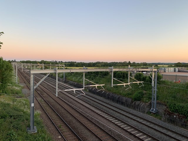 Work on £1.5 billion investment into Midland Main Line continues – Passengers urged to check before travelling: Work on £1.5 billion investment into Midland Main Line continues – Passengers urged to check before travelling 2