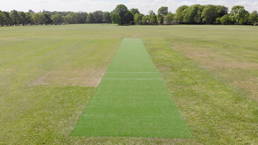 Cricket fans in Leeds set to be bowled over as two new non-turf pitches arrive in Roundhay Park: wickets-933138.jpeg