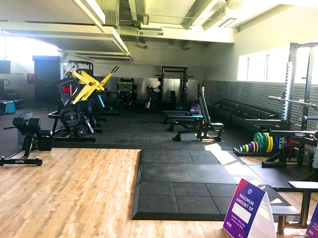 Middleton Leisure Centre gym: A new state-of-the-art gym has opened at Middleton Leisure Centre.