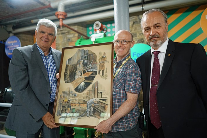 Crane memorabilia takes museum's collection to new heights: crane3-918466.jpg