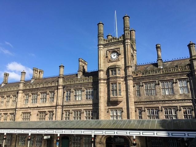 Residents reminded of temporary footbridge closure as part of Shrewsbury station upgrade: Shrewsbury Station-5