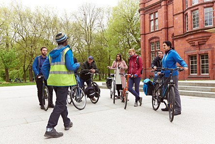 TfGM - Cycling - Training 4