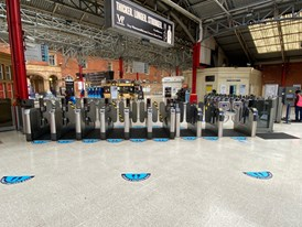 Arriva blog: Making the most of real-time data to maintain social distancing: UK Trains, Marylebone station