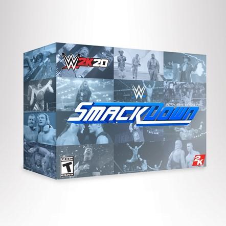 WWE CE AGN FOB (ESRB)