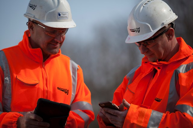 Network Rail launches a £70m track worker safety task force: Trackworkers