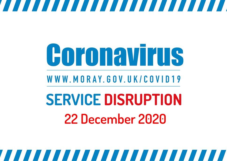 Social post service disruption 22 Dec-1